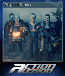 Action Legion - Prognati Soldiers