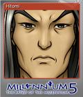 Millennium 5 - The Battle of the Millennium Foil 3