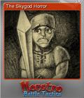 Monstro Battle Tactics Foil 3