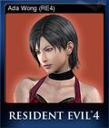 Resident Evil 4 Card 1