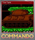 8-Bit Commando Foil 1