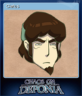 Chaos on Deponia Card 7