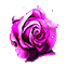 Trine Emoticon rosebud
