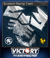 Victory The Age of Racing Card 7