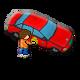 Car Washer Summer of the Ninja Badge 3