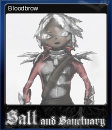 Salt and Sanctuary - Bloodbrow