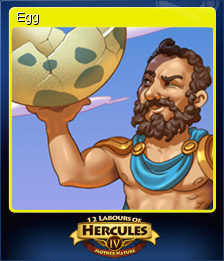 12 Labours of Hercules IV: Mother Nature - Egg