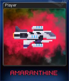 Amaranthine - Player