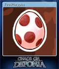 Chaos on Deponia Card 3