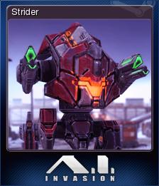 A.I. Invasion - Strider