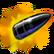 Ancient Planet Emoticon piercing bullet