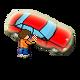Car Washer Summer of the Ninja Badge 5