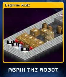 Abrix the robot - Beginner Abrix