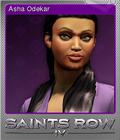 Saints Row IV Foil 1