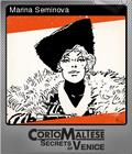 Corto Maltese Secrets of Venice Foil 5