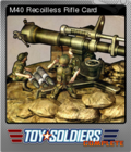 Toy Soldiers Complete Foil 05