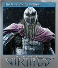 War of the Vikings Foil 6