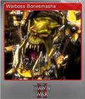 Warhammer 40,000 Dawn of War II Foil 11