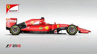 F1 2015 Ferrari Card Steam Trading Cards Wiki Fandom