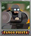 Tango Fiesta Foil 4