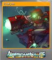 Awesomenauts Foil 4