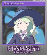 Little Witch Academia Chamber of Time Foil 7
