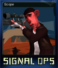 Signal Ops Card 1
