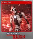 Final Rush Foil 2