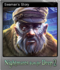 Nightmares from the Deep 2 The Siren's Call Foil 6