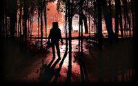 Resident Evil 4 Background RE4 Cover Art