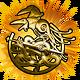 War of the Vikings Badge Foil