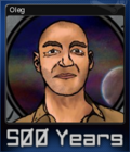 500 Years Act 1 Card 1