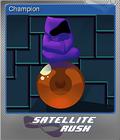 Satellite Rush Foil 8