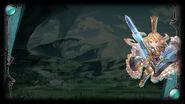 Granblue Fantasy Versus Background Charlotta