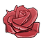 Whisper of a Rose Emoticon woarrose