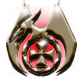 Dino D-Day Badge Foil