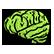 Sniper Elite Nazi Zombie Army Emoticon ZombieBrain.png