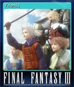 FINAL FANTASY III Card 3