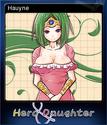 Hero and Daughter+ Card 3