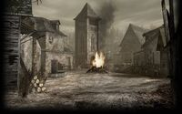 Resident Evil 4 Background RE4 Village