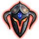 Din's Curse Badge Foil