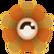 Fly'N Emoticon fleur