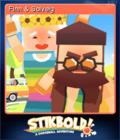 Stikbold! A Dodgeball Adventure Card 2