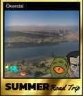 Summer Road Trip Foil 3