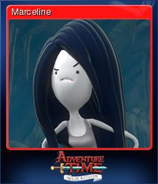 Adventure Time: Finn and Jake Investigations - Marceline