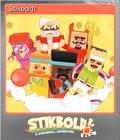 Stikbold! A Dodgeball Adventure Foil 8