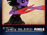 They Bleed Pixels - The Clawed Girl