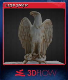 3DF Zephyr Lite 2 Steam Edition - Eagle gadget