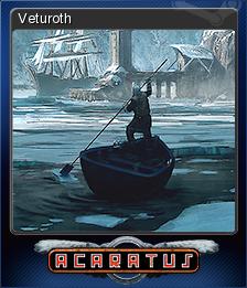 Acaratus - Veturoth