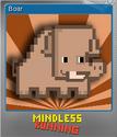 Mindless Running Foil 2